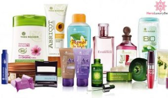 The Story Of Best Natural Cosmetics Brand by Yves Rocher with Reviews