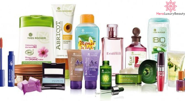 Best Natural face moisturizers & body lotion by Yves Rocher with Reviews