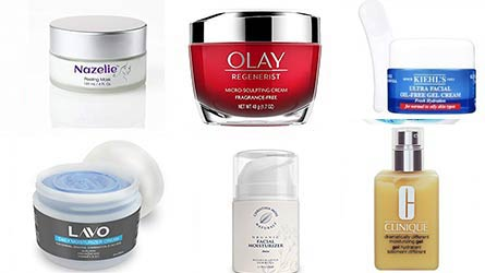 Top 10 Face moisturizers for oily skin suggested by HeraLuxuryBeauty 2019